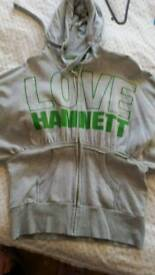 Katherine Hamnett batwing hoodie