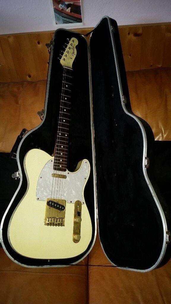 Fender Telecaster V007962 1996 50th Anniversary edition