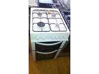 logik 50Cm Gas Cooker in Ex Display