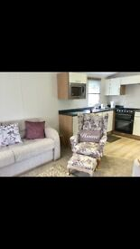 Caravan for hire Blackpool Marton Mere