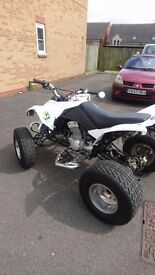 Quad bike xlc 300, plus spare parts from previous quads ive owned