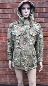 new army surplus, mtp, dpm, nbc, windproof smocks, trousers, hats, etc, militaria, ex army outdoor