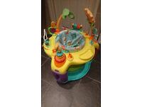 Baby Bouncer - Bright Starts Springin' Safari Bounce Around