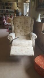 Electric Arm Chair - Beautiful Condition
