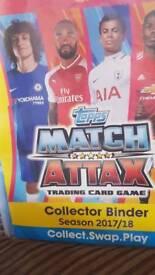 Match Attax 2017/2018