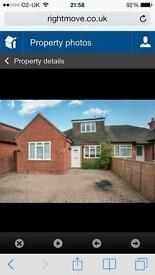4 bed to let
