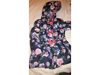 Ladybird winter jacket