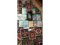Wii u 32gb 13 games (2 built in) 2 amiibos