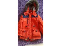 asda kids parka 5to 6 years excelleny condition