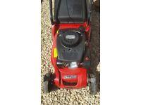 mountfield sp414 rear wheel drive lawnmower, lawn mower