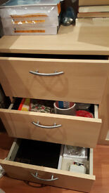 Ikea Goliat 3-drawer unit