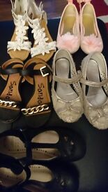 Girls size 12 shoe bundle
