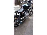 125 motorbike for sale