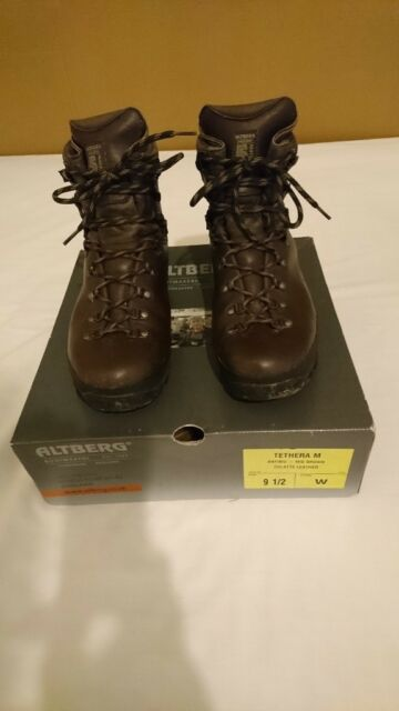 b034ebfeafc Altberg Tethera Walking Boots Size 9.5 W | in York, North Yorkshire |  Gumtree