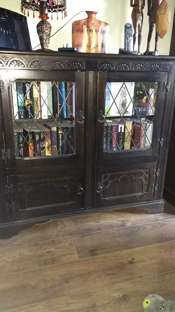 Bookcase, dresser display and cabinet