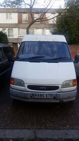 Ford transit in good condition start and drive perfectly