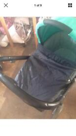 Oyster travel system NO CAR SEAT