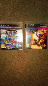 Sly Cooper Games PS3