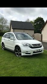 HONDA CR-V 2.2 EX WITH AERO PACK(bmw Audi ford vauxhall vw)