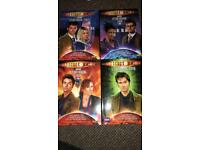 Doctor Who Hardback Storybook Collection