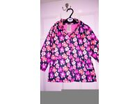 Girl rain coat size 1 1/2-2yrs