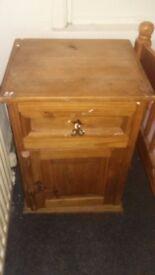 Hard wooden cabiniet