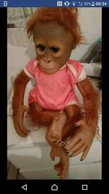 Annabell so real monkey
