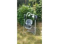 Graco Battery Operated Swing