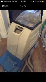 Prochem supernova 1200 two way dirt extraction carpet cleaning machine professional