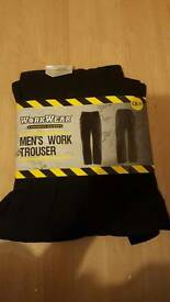 Men's work trousers