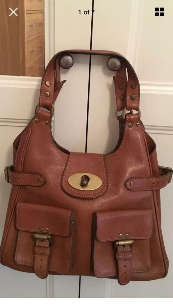 Mulberry Darwin Leather Bag