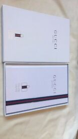 Gucci Parfums Travel Notes notebook
