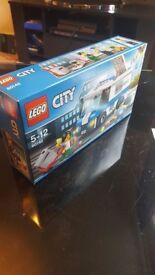 SOLD LEGO CITY Money Transporter (New)