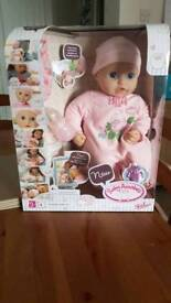 Brand new baby Annabelle doll