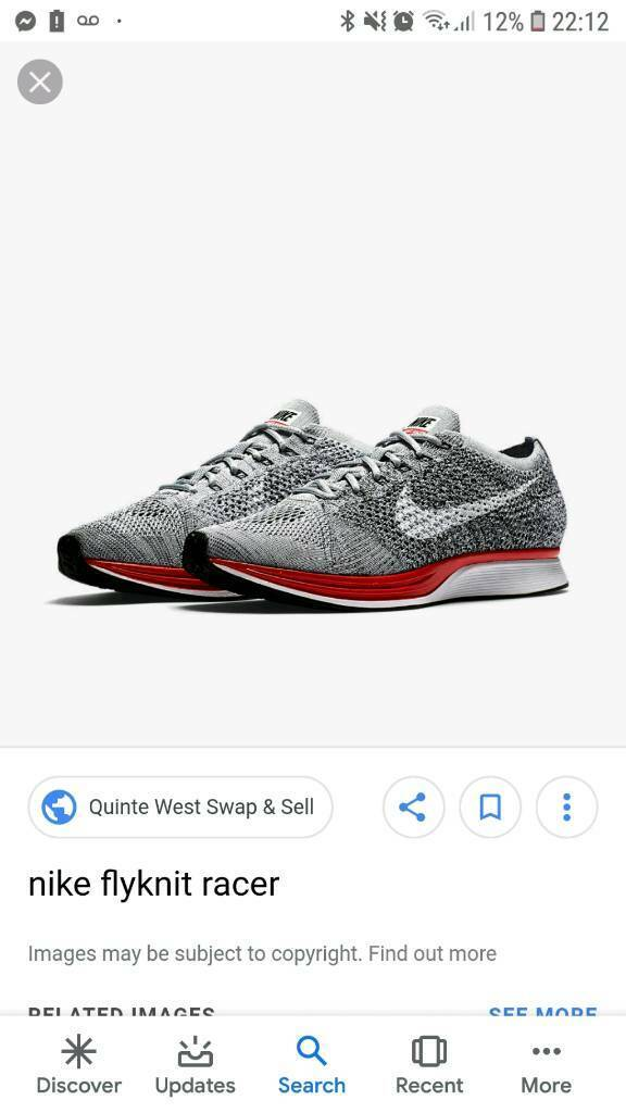 7a9f94bbae14 Nike Flyknit Trainers