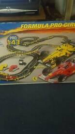 Hot wheels electric racing