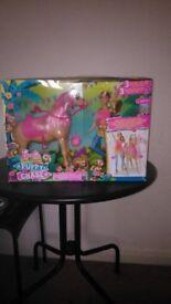 Barbie Dancing Fun Horse set-Brand New