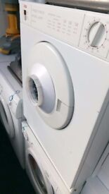 Creda 3kg Front Vented Tumble Dryer.