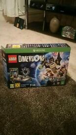 Lego dimensions and cod