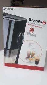 Breville authentic cappuccino maker
