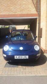 new beetle 2003 1.6