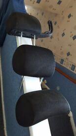 Subaru headrests