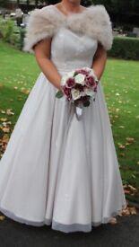 Lou Lou wedding dress - Lisette style LB102