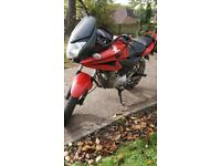 CBF 125 1600 open to reasonable offers great runner won't let you down