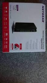 Netgear N600 wireless router