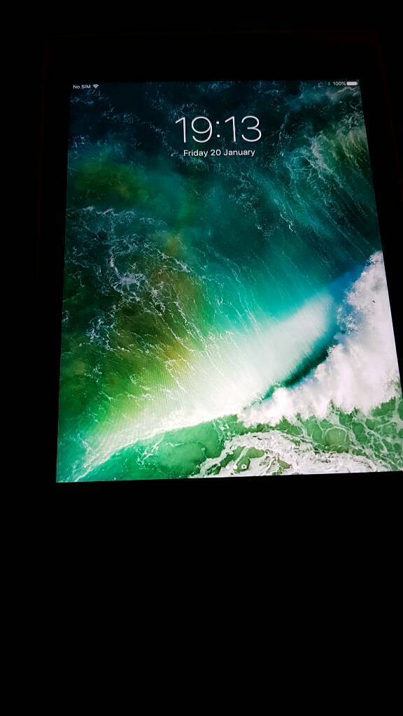 Ipad air 32gb wifi 4g on 02in Stretford, ManchesterGumtree - Hi am selling our ipad air as its not been used anymore its wifi and 4g on 02 few scuffs nothing to bad all boxed working fine bargain