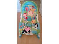Fisher price safary rocker