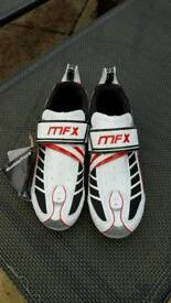 Muddy Fox Cycle Shoes (New)
