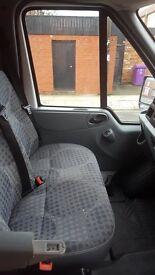 Ford Transit 100 T350L RWD
