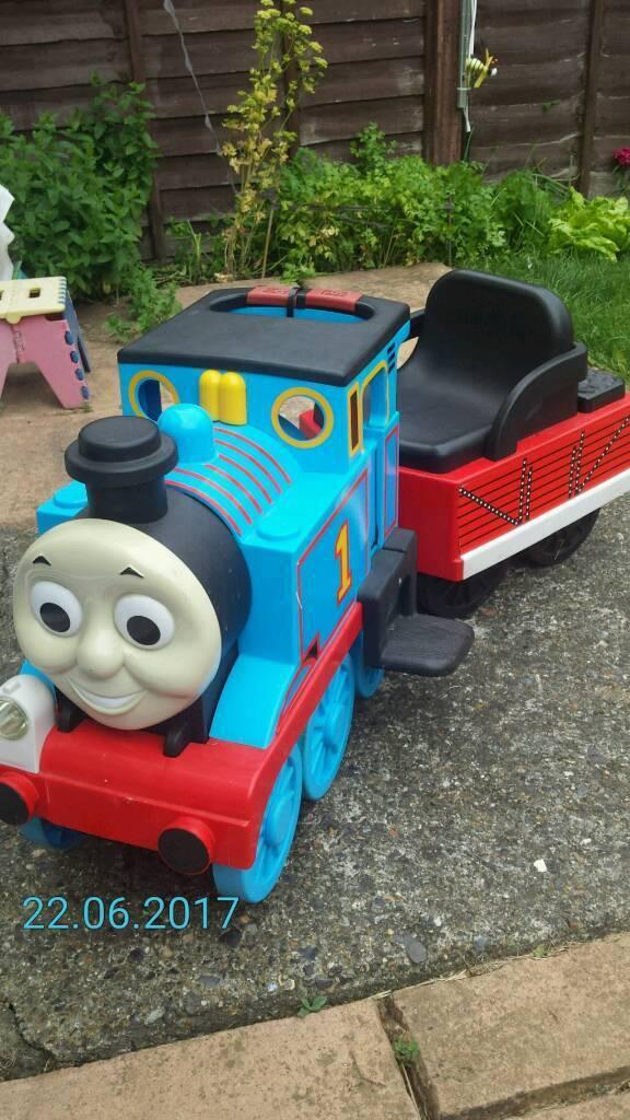 Thomas peg perego